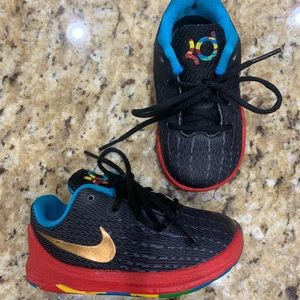 Nike KD toddler sneakers size 6